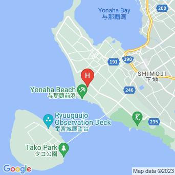 レディースペンション クー/Cooの地図
