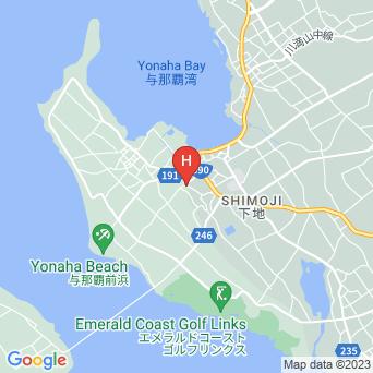 民宿ういづの地図