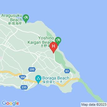 オーシャンズリゾート宮古島 ヴィラ・ヴォーラの地図