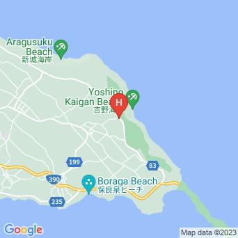 オーシャンズドライブ/オーシャンズリゾート宮古島キャンピングカーの地図