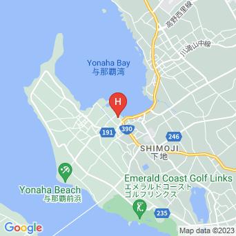 民宿そば処 イキャバルの地図