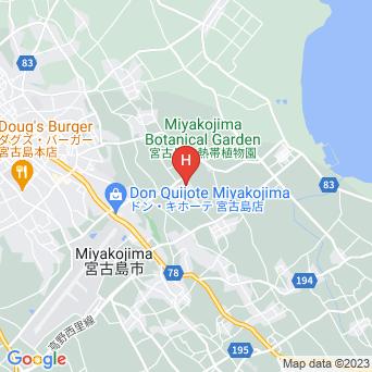 プライベートハウス MIYAGAWAの地図