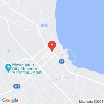 VILLA ELILAI MIYAKOJIMA/エリライの地図