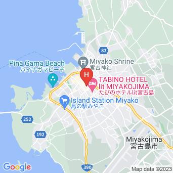 民宿七福荘の地図