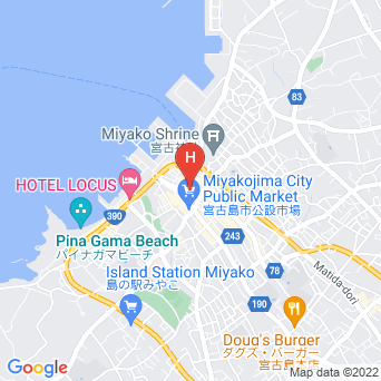 stay&resort cafua/ウィークリー・マンスリー カフアの地図