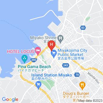 ホテル弘進の地図