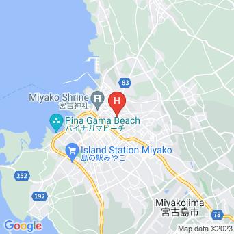 ちゅら宿 ゆかぁまちの地図