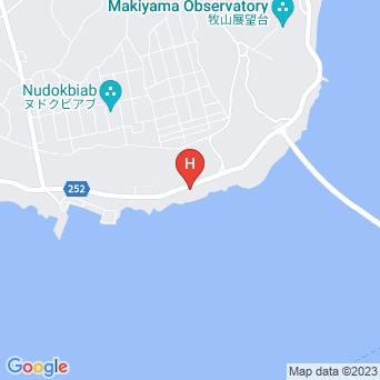 紺碧ザ・ヴィラオールスイート/伊良部ヴィラホテルの地図