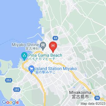 ウィークリーマンション悟空 シティタイプの地図