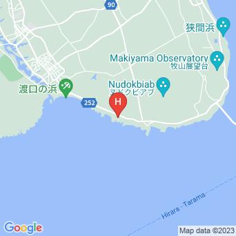 カフェ&ヤド コモ/yado comoの地図