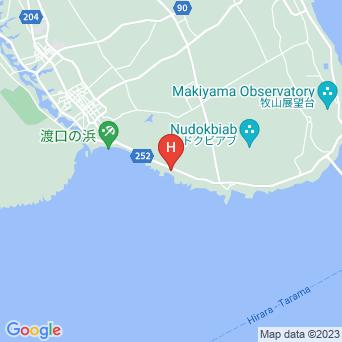 ヴィラブ リゾートの地図