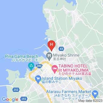 民宿さとやの地図