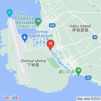 Lagoon Villa 龍星/ラグーンヴィラの地図
