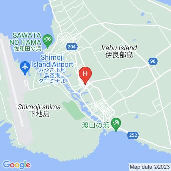 民宿まるよしの地図