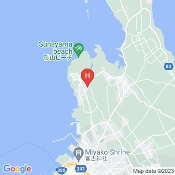 ギャラリー&レンタルルーム すなやまの地図
