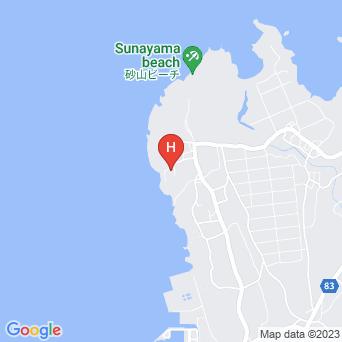ビーチサイドハウス宮古島の地図