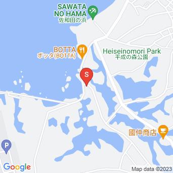 レストラン龍/竜/Ryuの地図