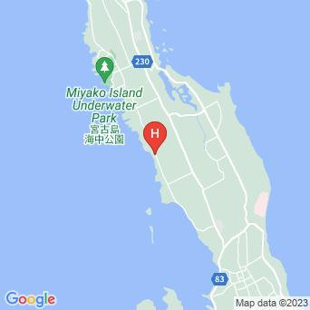 パイベースリゾートの地図