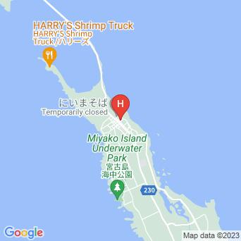 ゲストハウスゆくいの地図