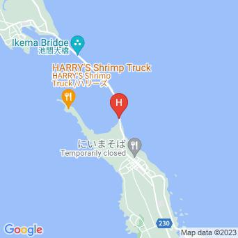 villa karimata/ヴィラ狩俣の地図