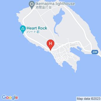 GREEKペンション イリオスの地図