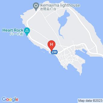 ラサ・コスミカ ツーリストホームの地図
