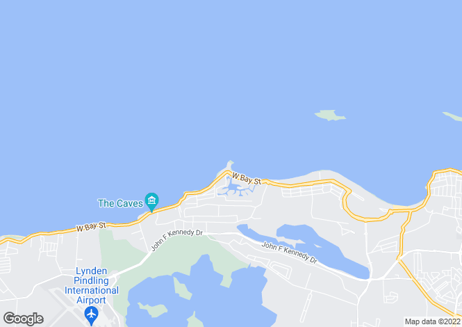 Map for Nassau