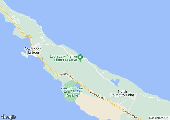Map for Palmetto Shores