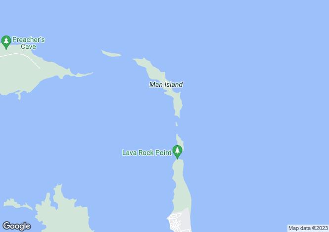 Map for PRIVATE ISLAND Reklusia Cay - Bahamas, Bahamas