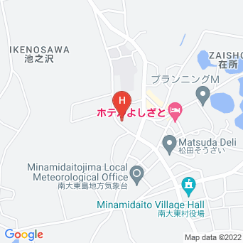 コテージKIRAKU/南大東コテージきらく/喜楽別邸の地図