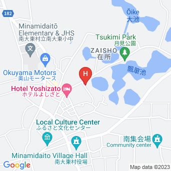 プチホテルサザンクロスの地図
