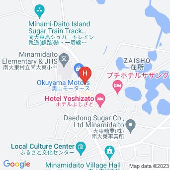 民宿きらく家の地図