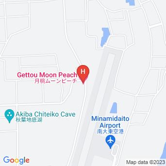 月桃ムーンピーチ/民宿月桃/民泊の家ピットイン新城の地図