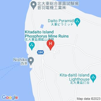 民宿二六荘の地図