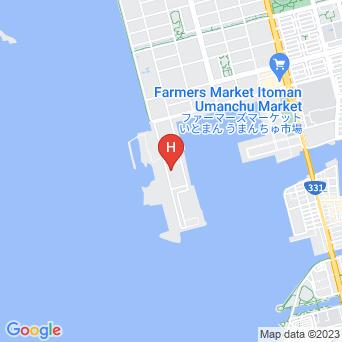 サザンビーチホテル&リゾート オキナワの地図