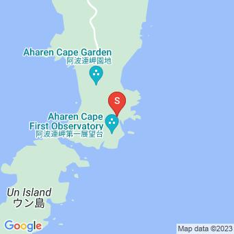 阿波連崎展望台の地図