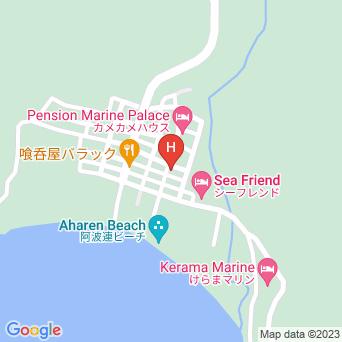 かりゆしレンタルサービス レンタルコテージの地図