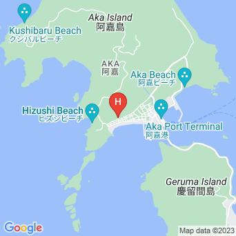 民宿オーシムの地図