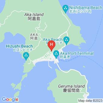 民宿TETSUの地図