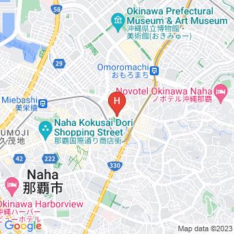 ダイワロイネットホテル那覇国際通りの地図