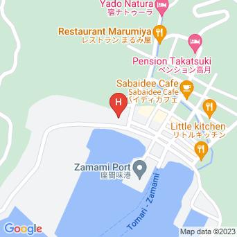 民宿宮乃里の地図