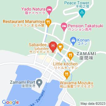 民宿みやむらの地図