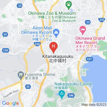 EMウェルネスセンター&ホテルコスタビスタ沖縄の地図