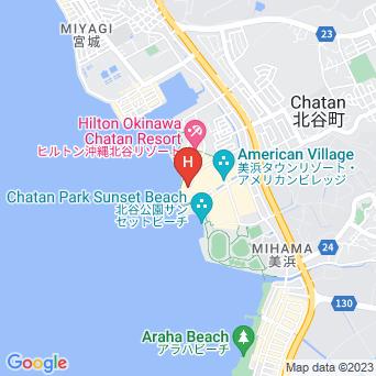 サンセット美浜の地図