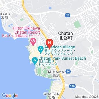 テラスガーデン美浜リゾートの地図