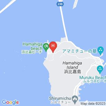 グリーンハウス浜比嘉の地図