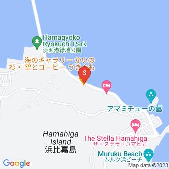 カフェ サントリーニ/CAFE&DINING Santoriniの地図