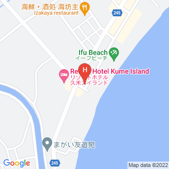 民宿ビーチハウス宮城の地図