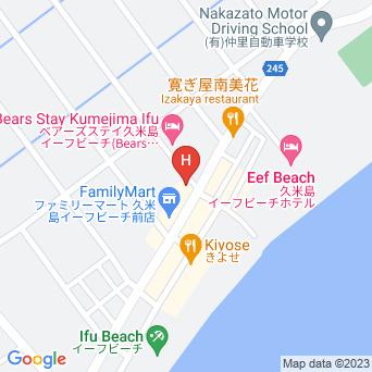 ラ・ティーダ久米島テラスの地図