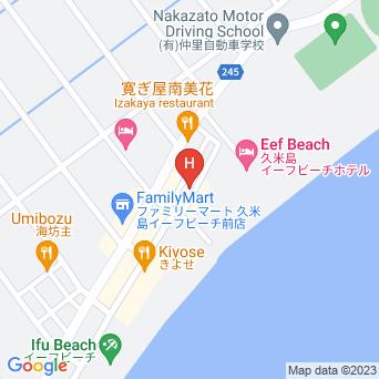 リゾートハウスみなみの地図